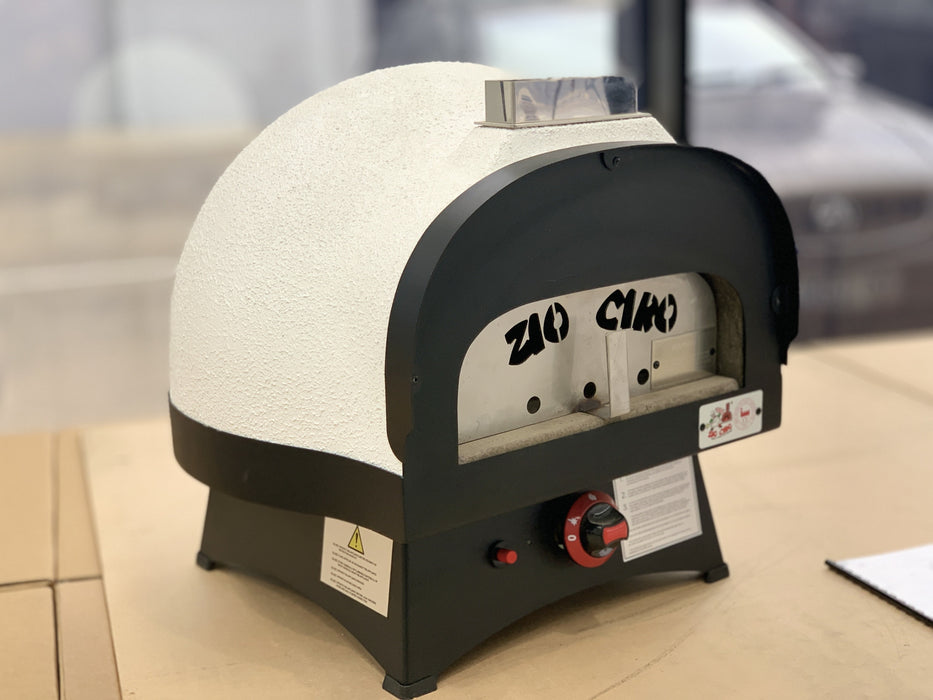 Zio Ciro Subito Cotto MINI Gas Pizza Oven | The Pizza Oven Store