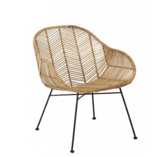 Bamboo chair from Light Living