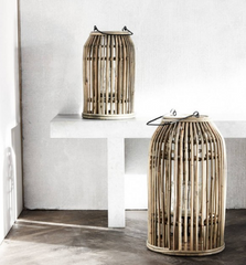 All things brighton beautiful rattan lantern