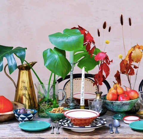 Wild By Tart Table Setting