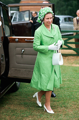 The Queen and her purse