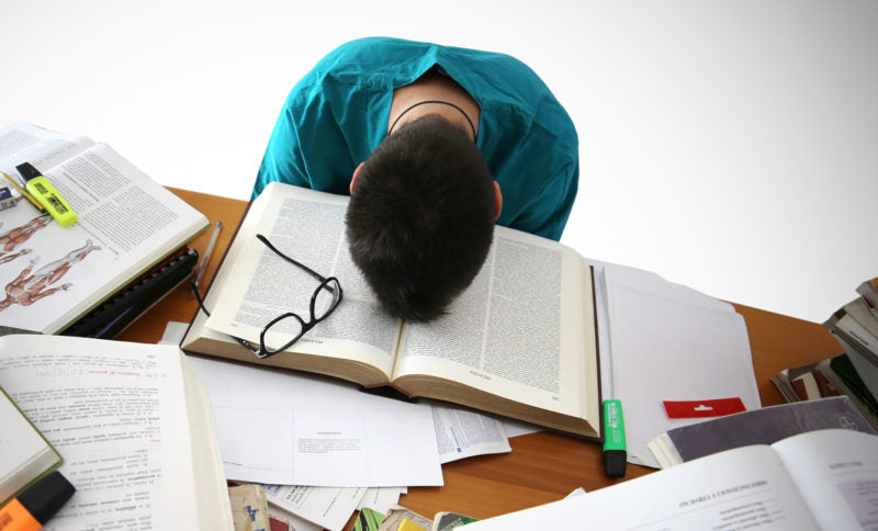 How to Avoid stress as a Student