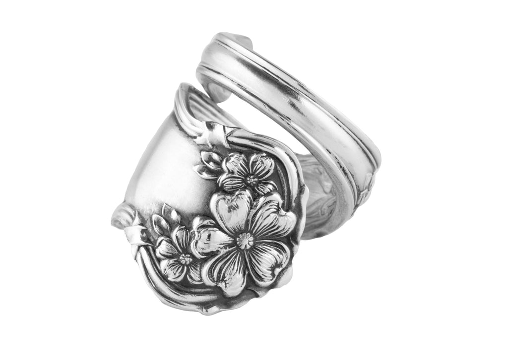 Arbutus Spoon Ring