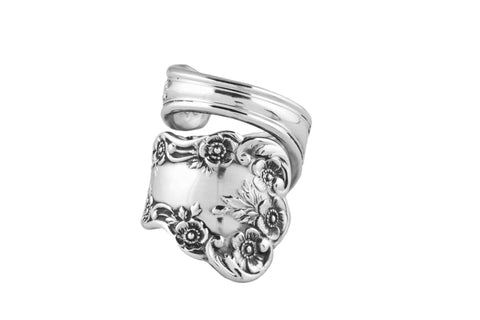 Buttercup Spoon Ring