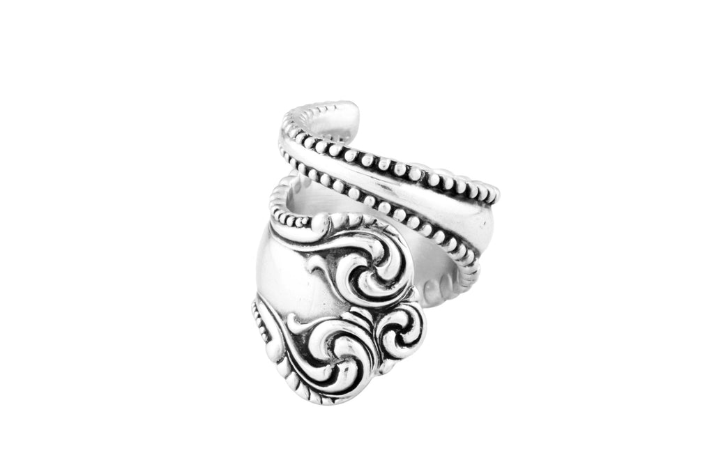 Canterbury Spoon Ring