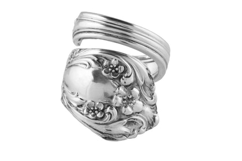Chateau Rose Spoon Ring