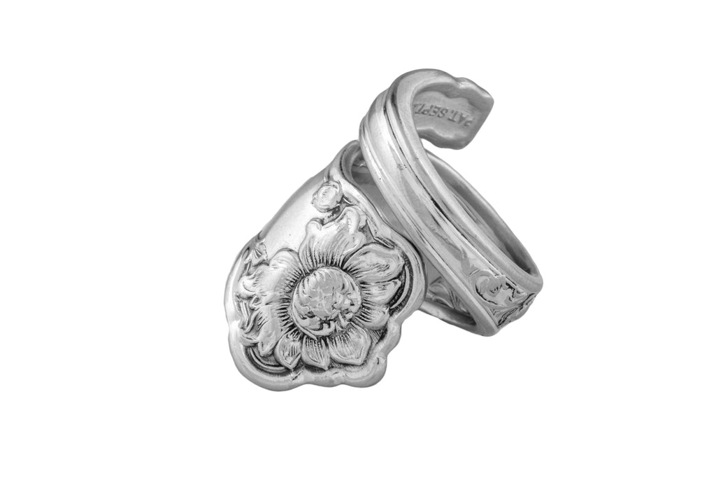 Corona Spoon Ring