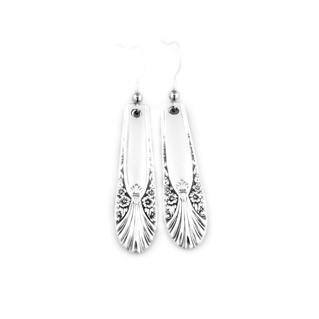Radiance Spoon Earrings