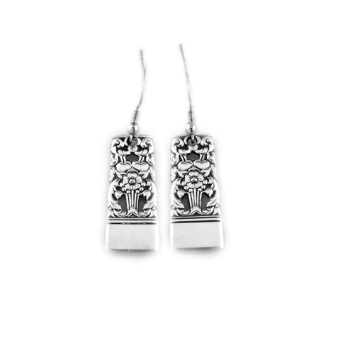 Coronation Spoon Earrings