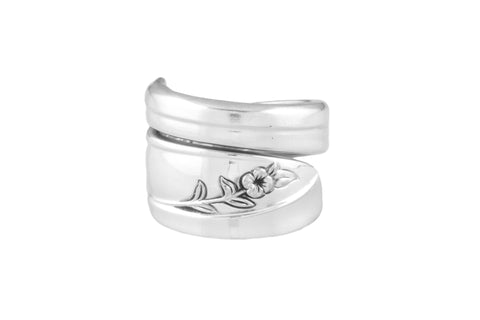 Lady Fair Spoon Ring