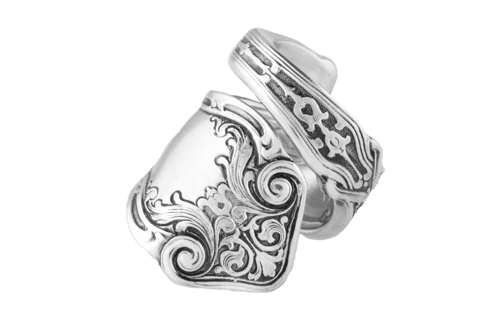 Alhambra Spoon Ring
