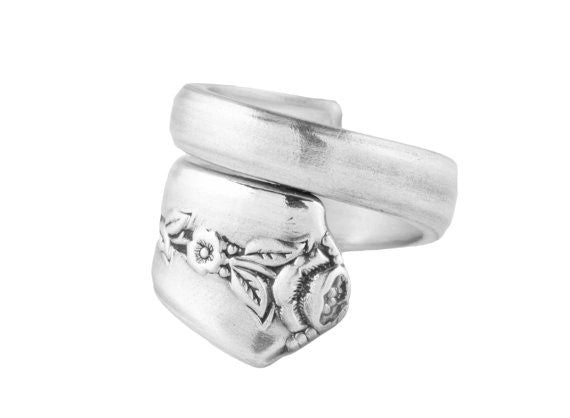 Spring Garden spoon ring