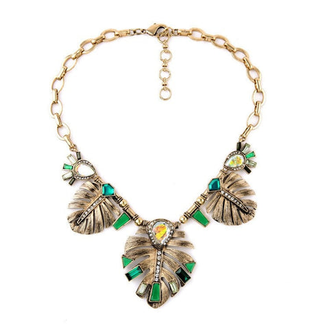 NATURE CHARMER NECKLACE - SWANL
