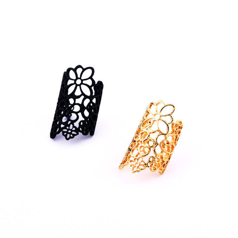 WEAVER STATEMENT RING - SWANL