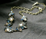 ANTIQUE GEOMETRIC EDNA NECKLACE - SWANL