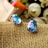 GEMLY STUD EARRINGS | SWANL