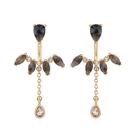 Vintal Bloom Drop Earring