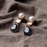 PINZOLA PEARL DROP EARRINGS | SWANL