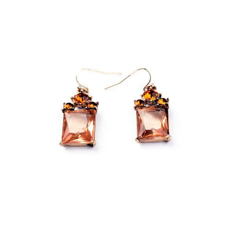 BLISSER GLASSI DROP EARRINGS | SWANL