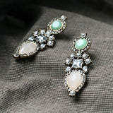 DIDIERI EXOTIC STATEMENT EARRINGS | SWANL