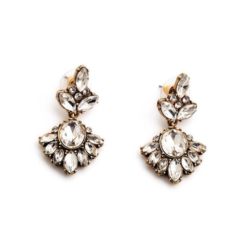 LOSPES STATEMENT EARRINGS - SWANL