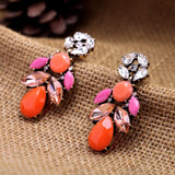POPSICLE GLAM STATEMENT EARRINGS - SWANL