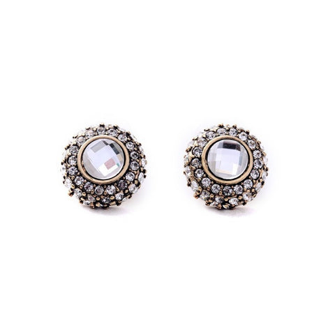 MINI KIP STUD EARRINGS | SWANL