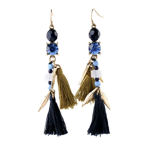 Nightlight Tassel Earring | SWANL