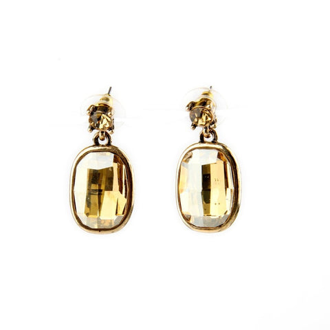 CLOSUE DROP EARRINGS | SWANL