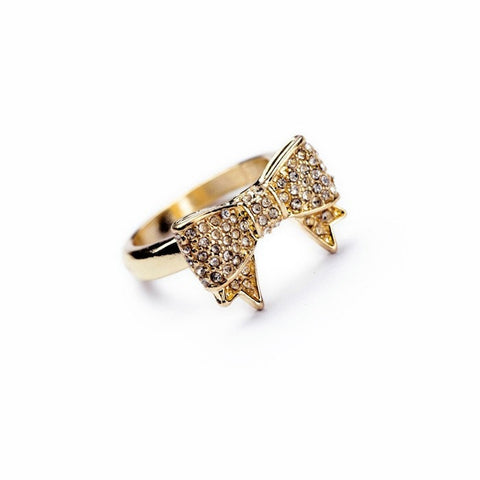 OFFICIAL BOW STATEMENT RING - SWANL