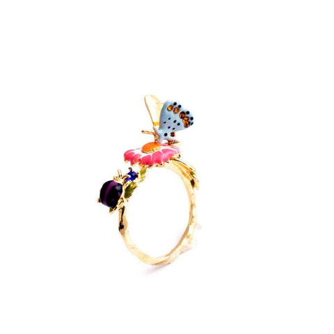 AMAZON SPRING STATEMENT RING - SWANL