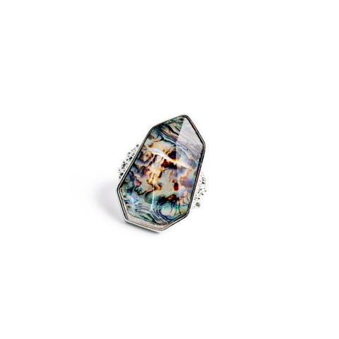 ANEL VINTAGE EXECUSITE RING - SWANL