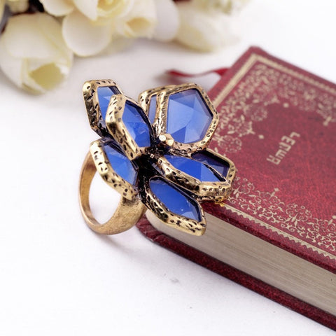 MIDSPRING BLUME RING - SWANL