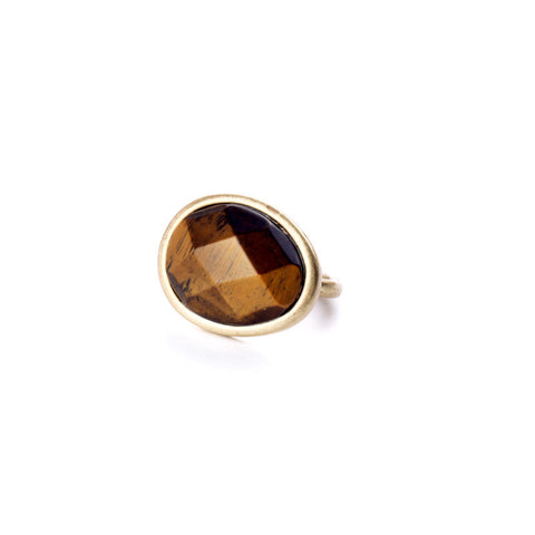 SIMPLETON STATEMENT RING - SWANL