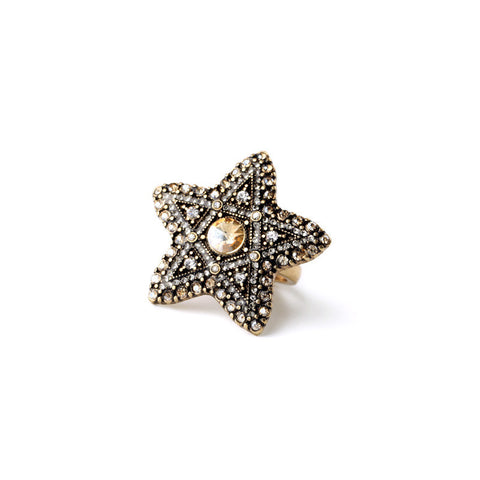 STARLIE STATEMENT RING - SWANL