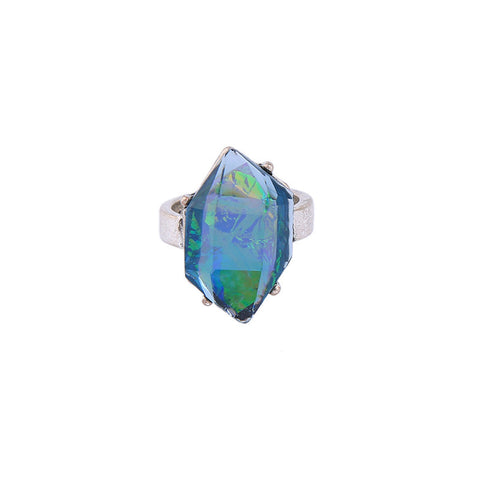 Mesmerising Irregular Vintage Statement Ring