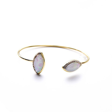 DRIPPLER BANGLE BRACELET - SWANL