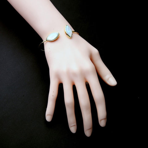 DRIPPLER BANGLE BRACELET | SWANL