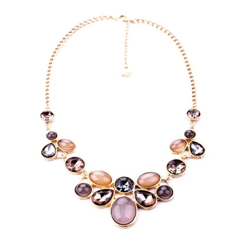 ASPIRE STATEMENT NECKLACE | SWANL