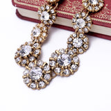 14 CARAT LANE STATEMENT NECKLACE - SWANL