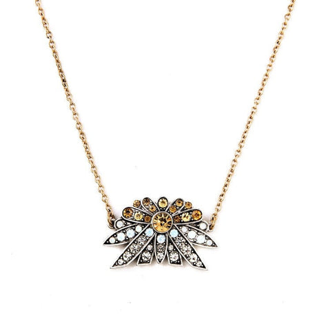 Luxurious Elegant Joyas Pendant Necklace | SWANL