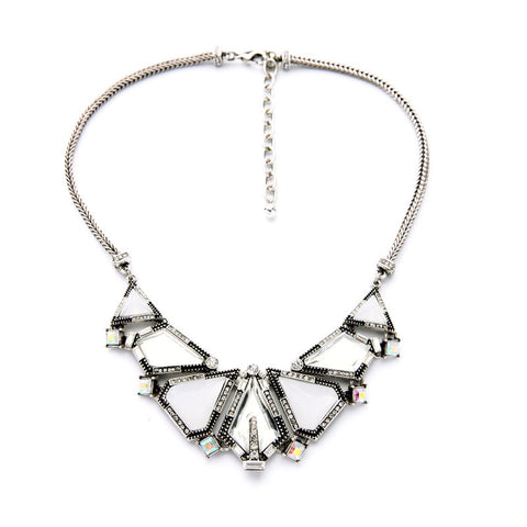 WITNEY STATEMENT NECKLACE | SWANL