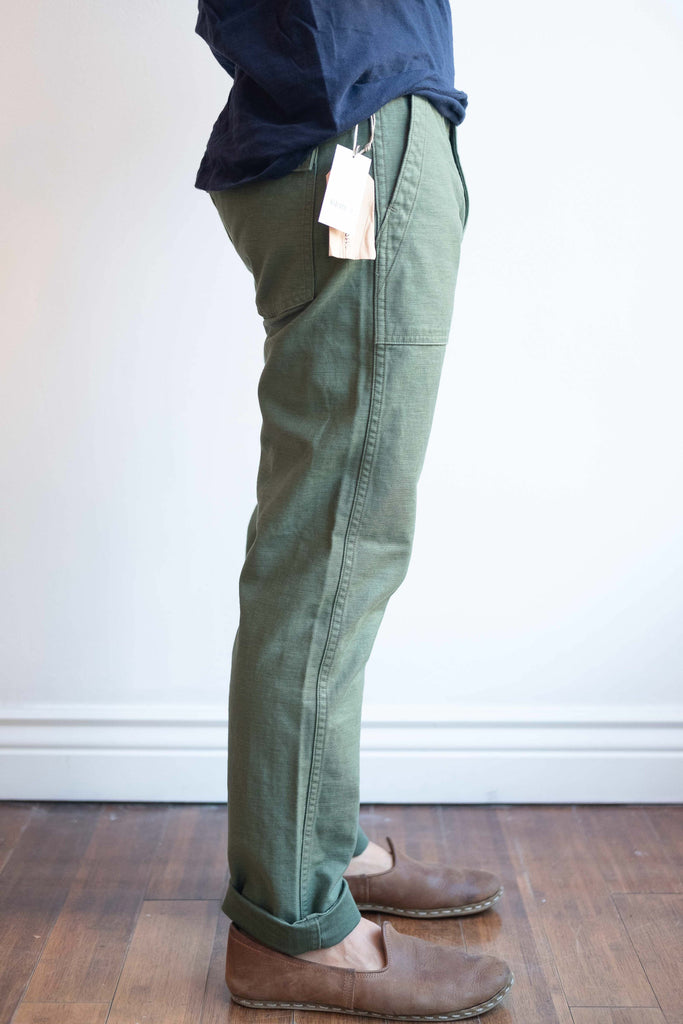 Slim Fatigue Pants