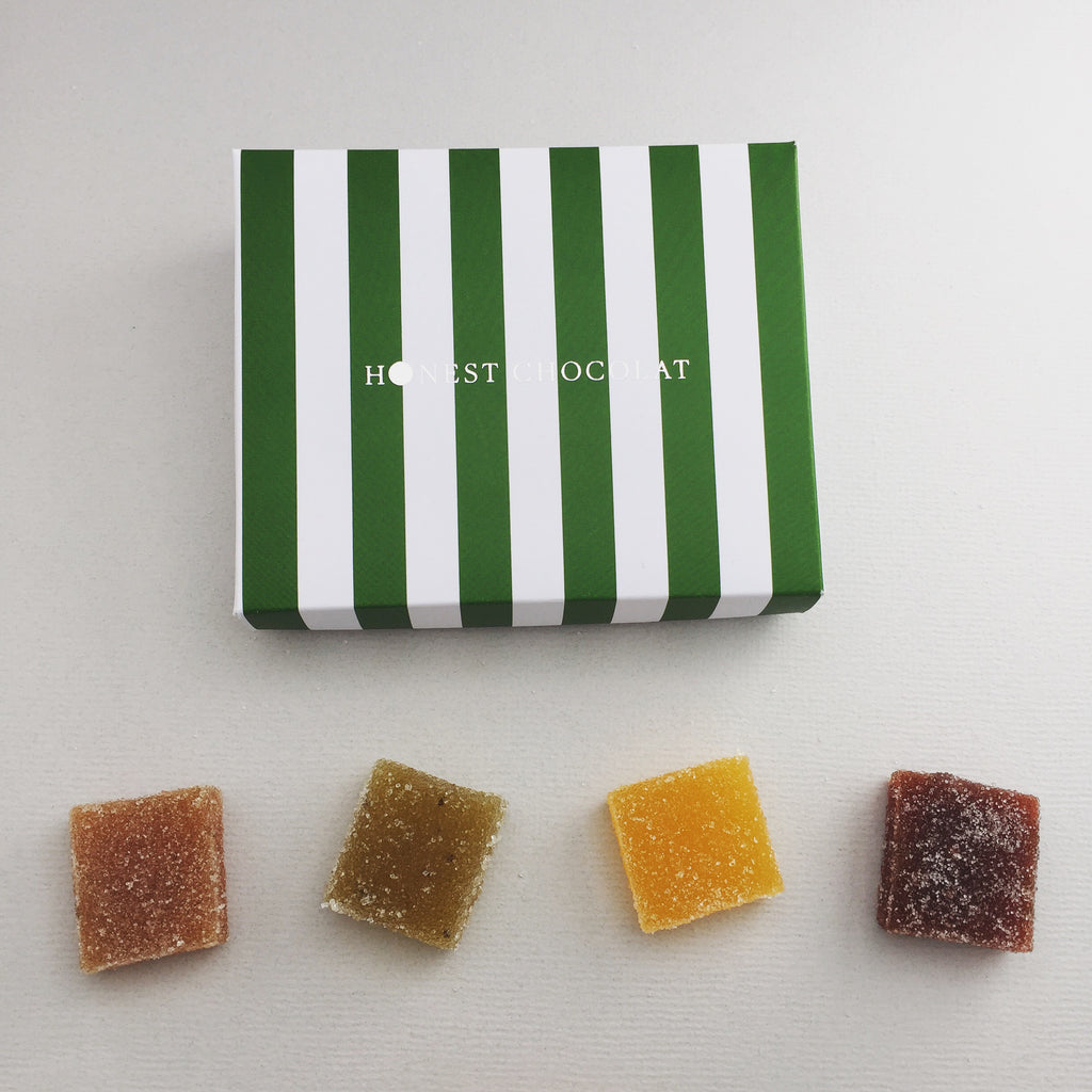 Real Fruit Jellies 12 Box