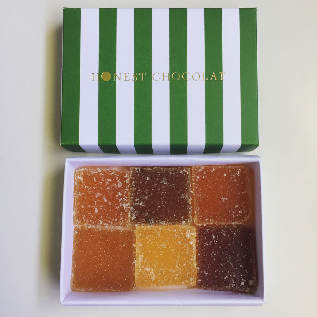 Real Fruit Jellies 6 Box