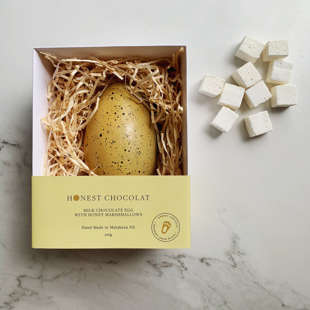 Penguin Egg - Honey Marshmallow Milk Chocolate