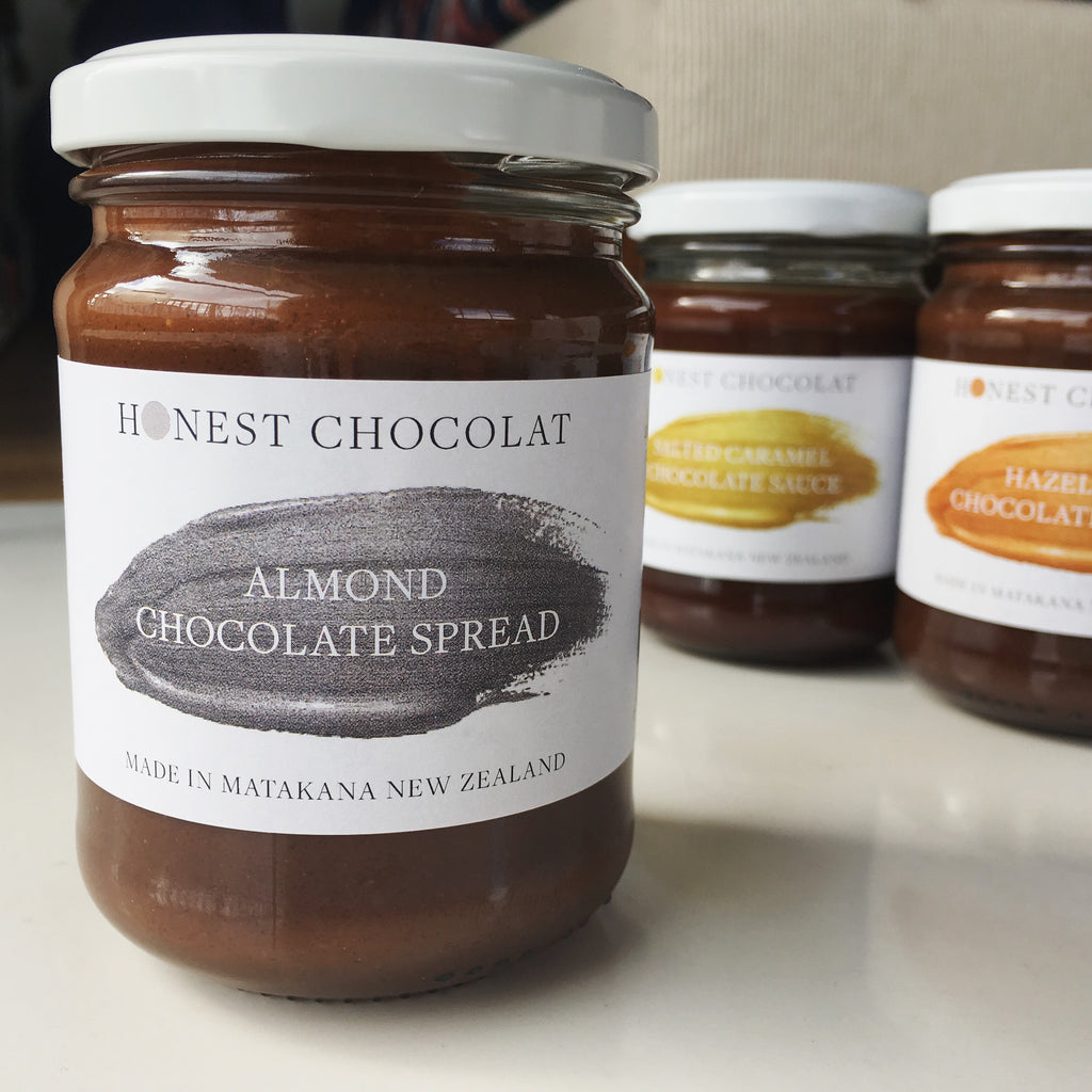 Almond Chocolate Spread