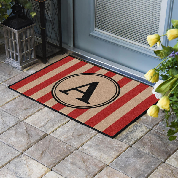 Farmhouse Monogrammed Doormats