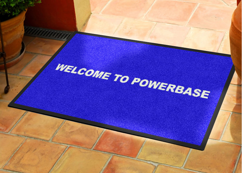 Iona Presentation College 2 x 3 Rubber Backed Carpeted - The Personalized Doormats Company