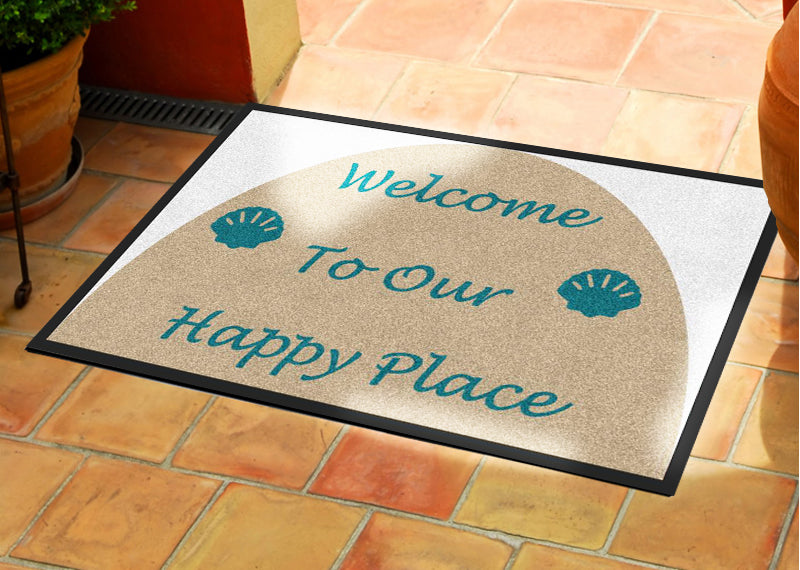 Cheryl Dorn 2 X 3 Rubber Backed Carpeted HD - The Personalized Doormats Company